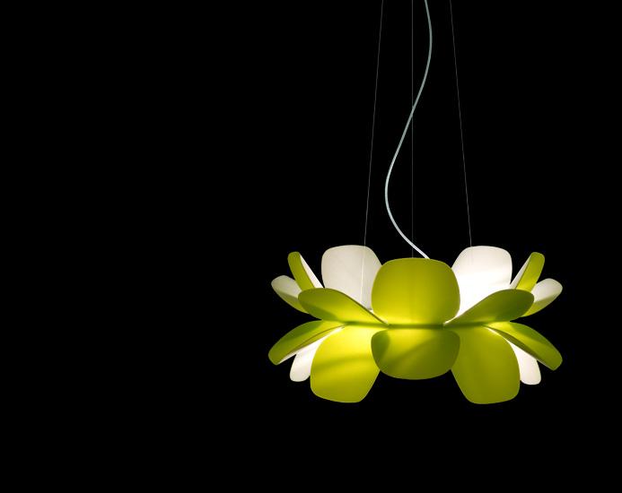 2 luxury pendant lamp infiore by estiluz Luxury Pendant lamp Infiore by Estiluz