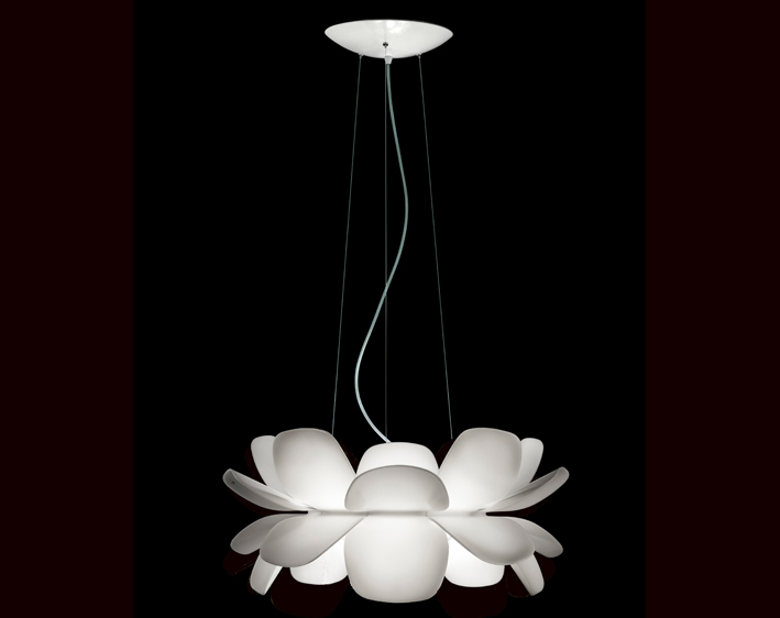 3 luxury pendant lamp infiore by estiluz Luxury Pendant lamp Infiore by Estiluz