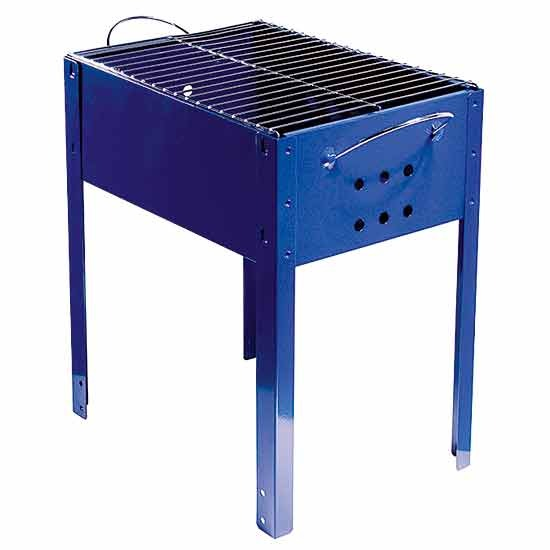 4 best 10 barbecues Portable grill from Greenfingers Best 10: Barbecues