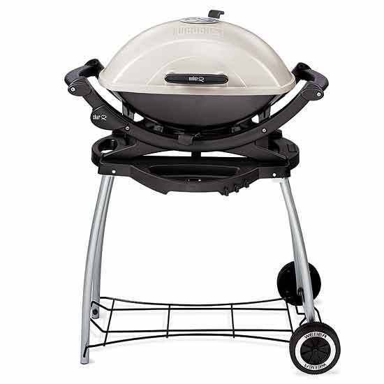7 best 10 barbecues Q200 barbecue from The Chelsea Gardener Best 10: Barbecues