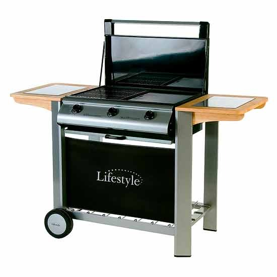 9 best 10 barbecues Aurora barbecue from The Internet Gardener Best 10: Barbecues