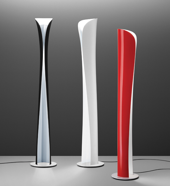 4 cadmo floor lamp by artemide