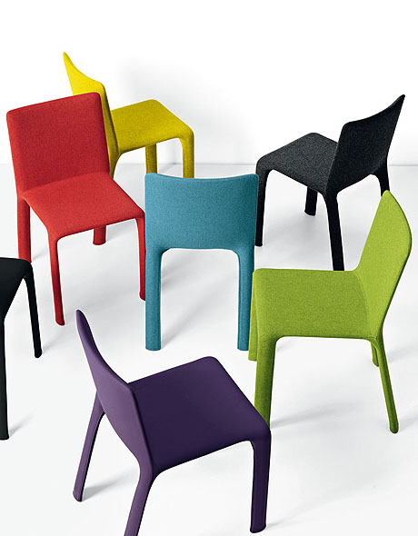 1 colourful joko chairs by bartoli design Joko Chair by Bartoli Design