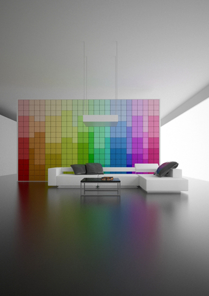 1 prisms for wall change your mood Prisms for Wall   Change your Mood