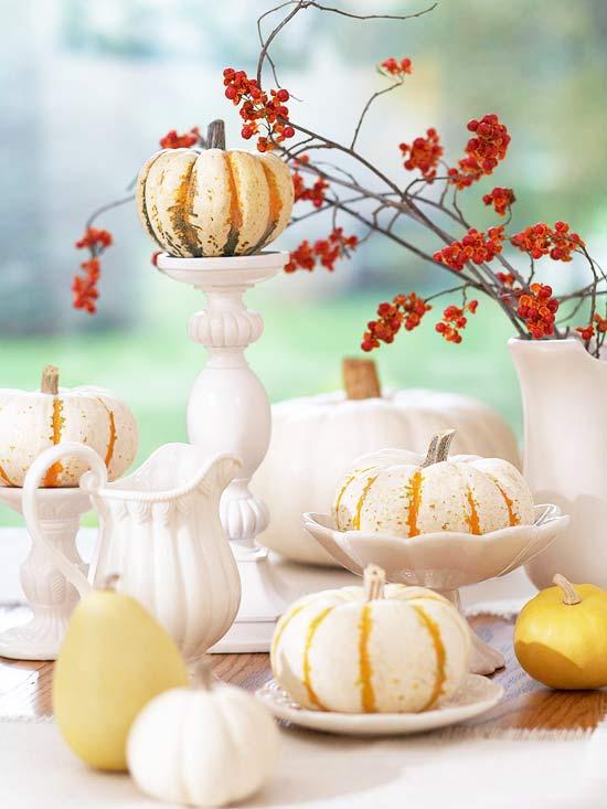 Pumpkin Wedding Decoration Ideas