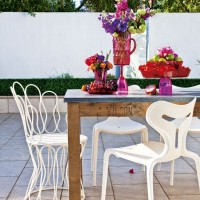 Top 10 Ideas for Modern Pink Garden