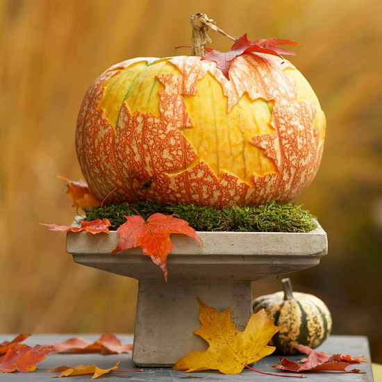 Fall table decor pumpkins photograph 10 some ideas for fal - Pumpkin decorating ideas autumnal decor ...