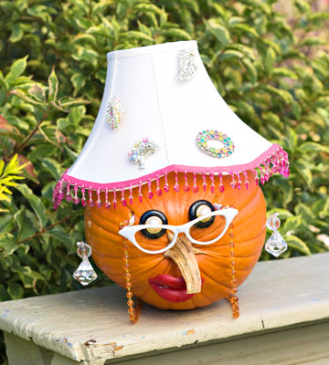 6-creative-halloween-pumpkins-Aunt-Hattie | Home Interior Design ...