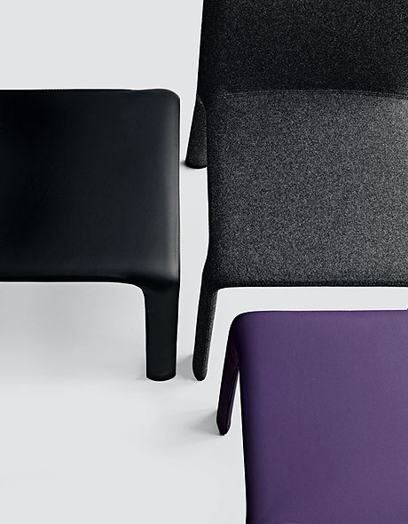7 colourful joko chairs by bartoli design Joko Chair by Bartoli Design