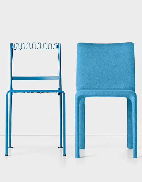 8 colourful joko chairs by bartoli design Joko Chair by Bartoli Design