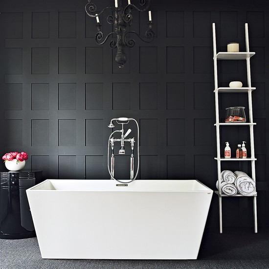 1 bathroom shelving ideas Bathroom Shelving Ideas