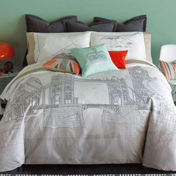1 london duvet set by blissliving home London Duvet Set by Blissliving Home