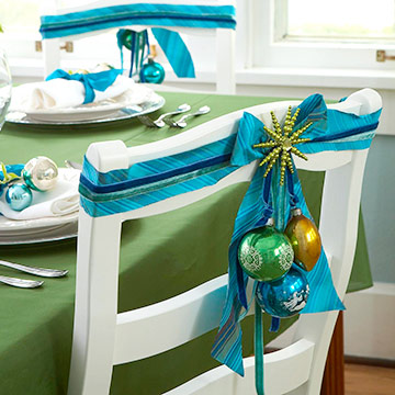 3 10 ideas how make a beautiful christmas table Have Seat 10 Ideas how Make a Beautiful Christmas Table