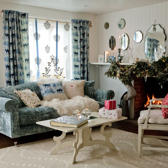 Amazing Country Style Christmas Decorating Ideas 550 x 550 · 90 kB · jpeg