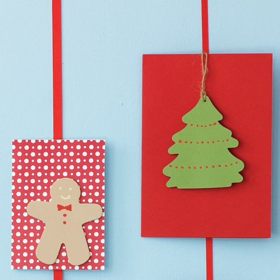 Top 10 ideas how to make your own christmas cards