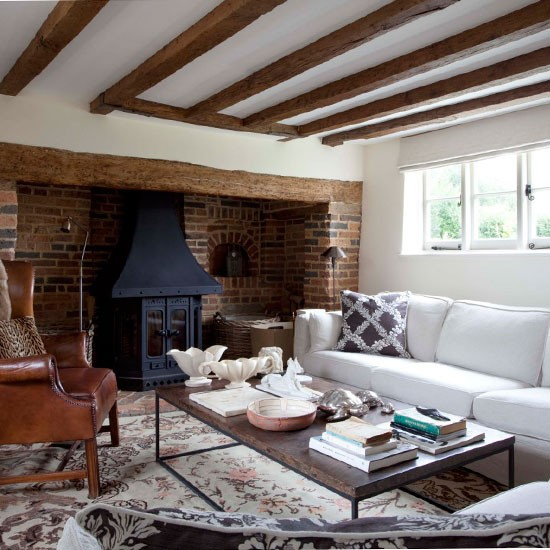 7-10-cosy-living-room-ideas-Country-cottage | Home Interior Design ...