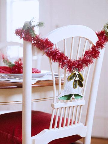 8 10 ideas how make a beautiful christmas table Dine in Style 10 Ideas how Make a Beautiful Christmas Table