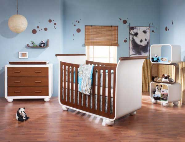 1 20 best nurseries for baby's room 20 Best Nurseries for Baby's Room