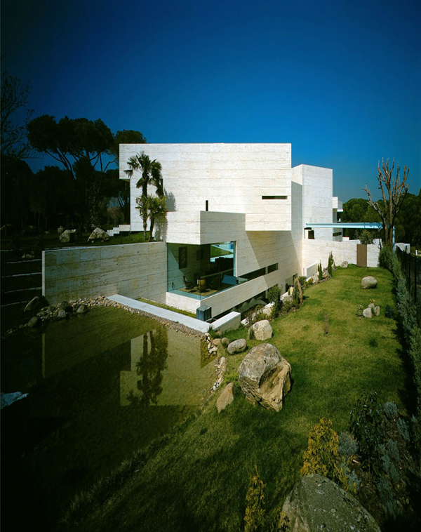 1 house in spain by a cero architects House in Spain by A cero Architects