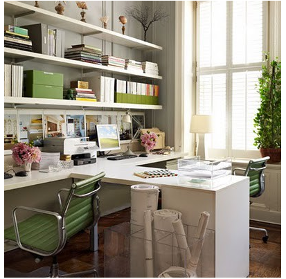 10-most-beautiful-home-office-designs | Home Interior Design ...