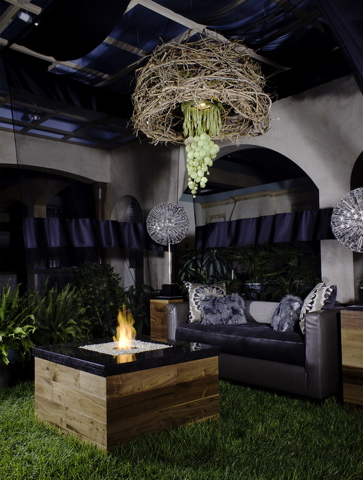 Ab series outdoor fireplaces by ecosmart fire home interior design