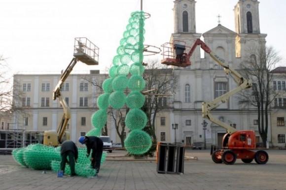 4 eco friendly christmas tree by jolanta smidtiene Eco friendly Christmas Tree by Jolanta Smidtiene
