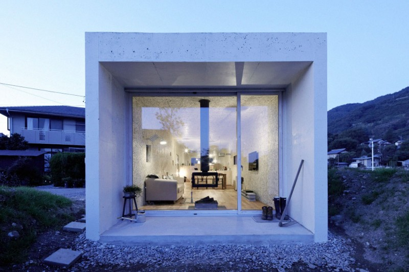 4 house by no 555 architects House by No.555 Architects