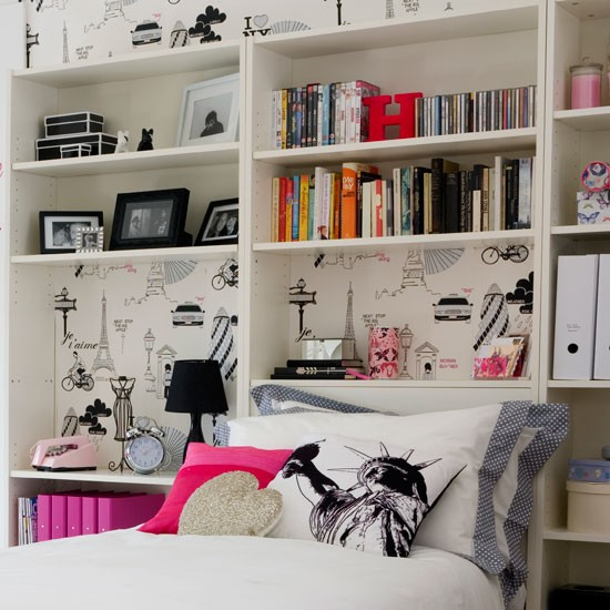 5-bedroom-for-teenage-girls-Add-clever-storage | Home Interior ...