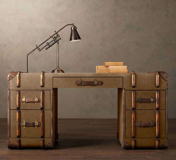 Amazing Trunk Desk Furniture 600 x 545 · 46 kB · jpeg