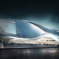 Dalian Museum Competition Design Concept