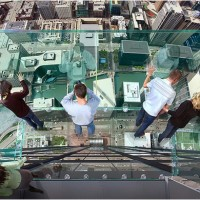 Glass Balcony - Skydeck Chicago