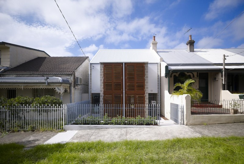 1 the camperdown house by carter williamson architects The Camperdown House by Carter Williamson Architects