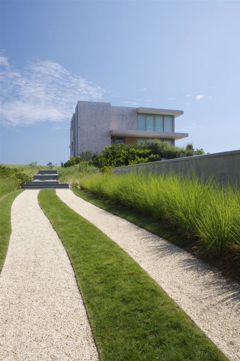 2 dune road residence by stelle architects Dune Road Residence by Stelle Architects