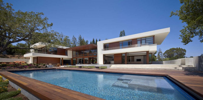 3 oz house by swatt miers architects OZ House by Swatt Miers Architects