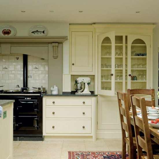 Kitchen Diners Country Style Kitchen Diner Open Plan Kitchen Diners
