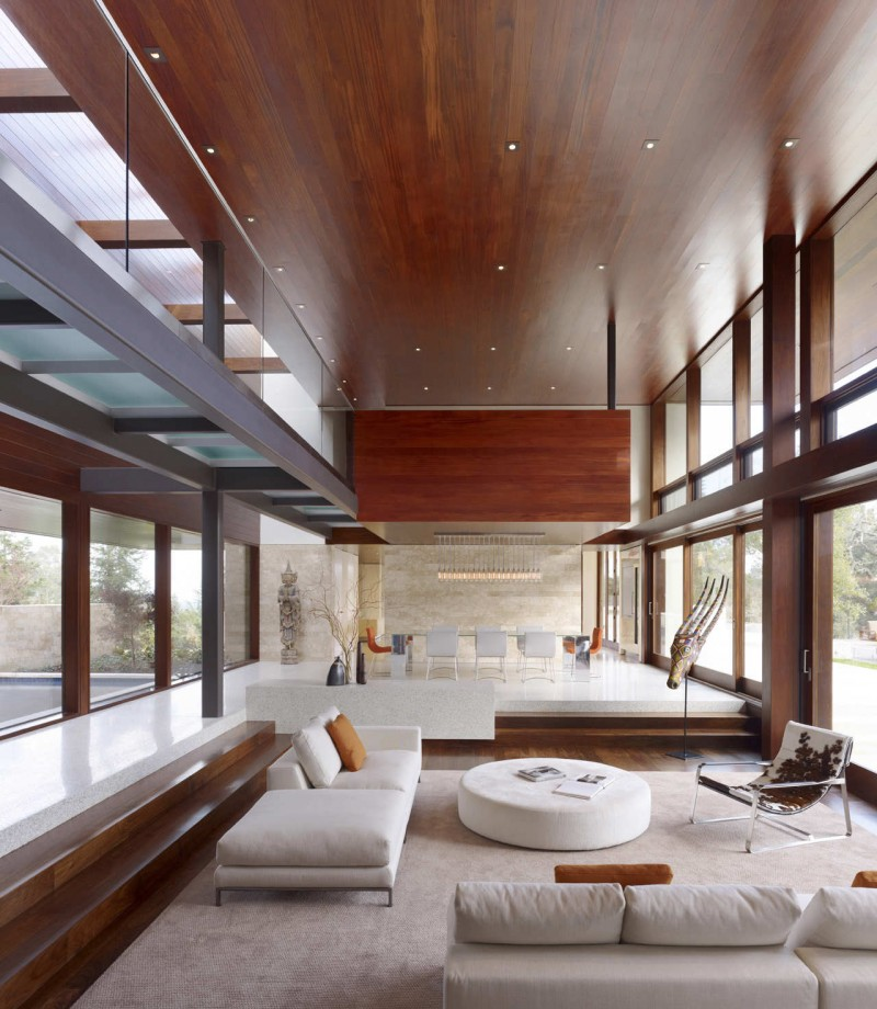 5 oz house by swatt miers architects OZ House by Swatt Miers Architects