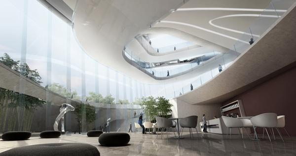 6 dalian museum competition design concept Dalian Museum Competition Design Concept