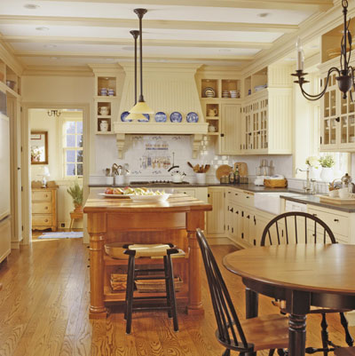 country kitchen island designs country and home ideas for kitchens afreakatheart 170