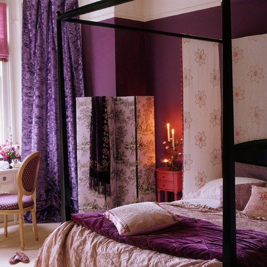 Apartamento de Diana Werner 7-preparing-a-bedroom-for-valentines-day-Add-glamorous-screen
