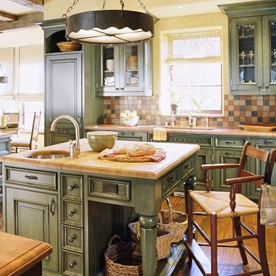 Kitchen Ideas  White Cabinets on Kitchen Ideas   Home Interior Design  Kitchen And Bathroom Designs