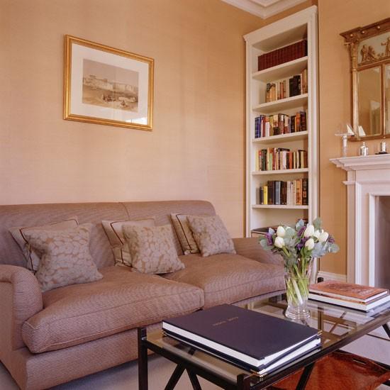 Living Room Alcove Ideas