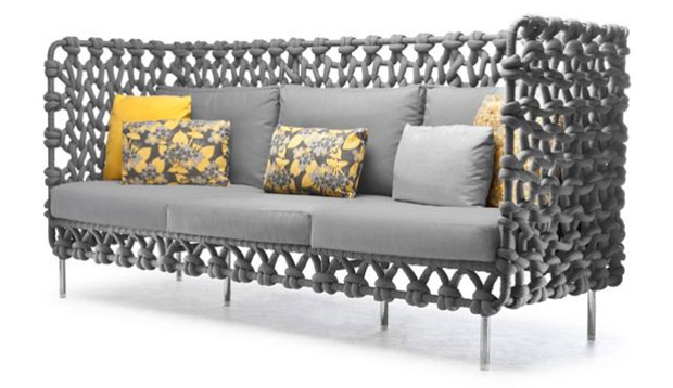 1 cabaret sofa by kenneth cobonpue Cabaret Sofa by Kenneth Cobonpue