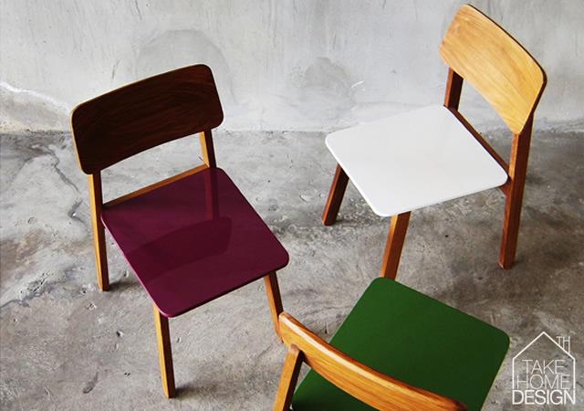 1 sim chair by take home design Sim Chair by Take Home Design