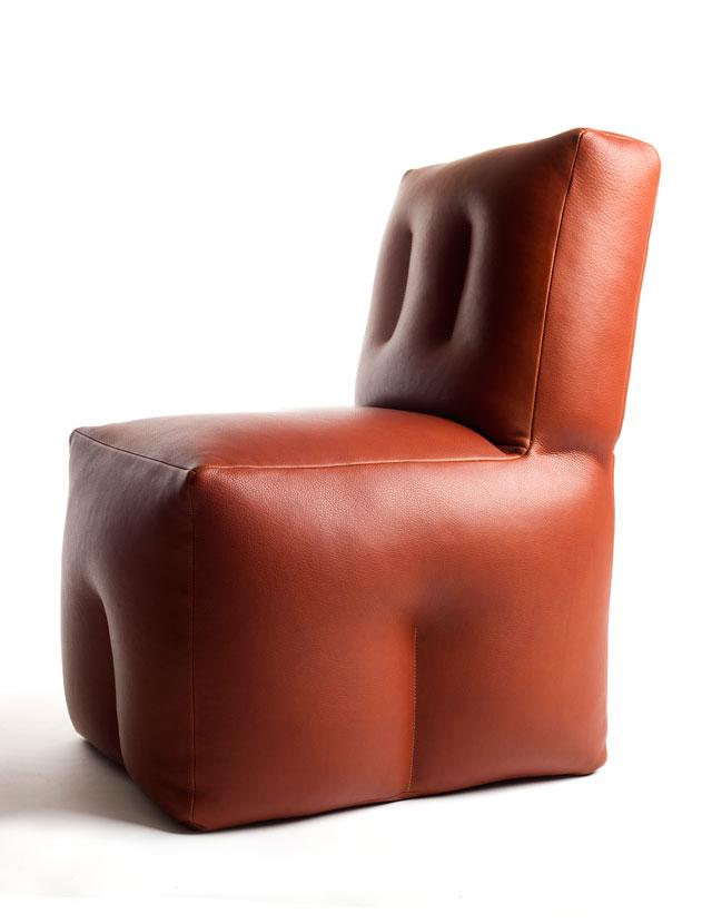 1 soft chairs by borselius design sumo Soft Chairs by Borselius Design