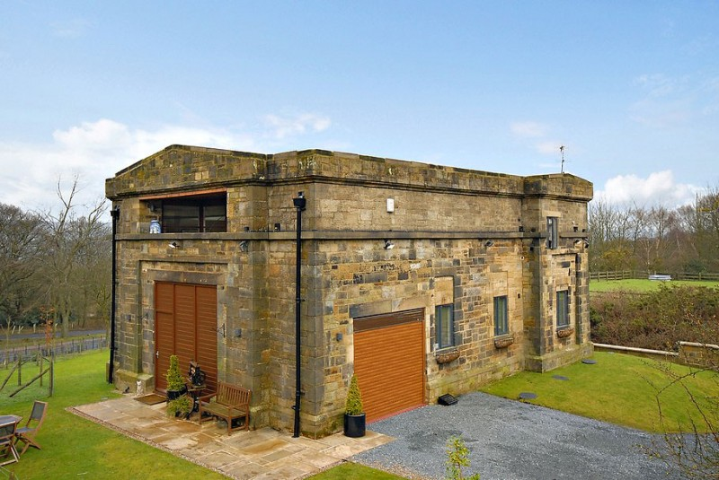 1 water pumping station conversion in yorkshire Water Pumping Station Conversion in Yorkshire