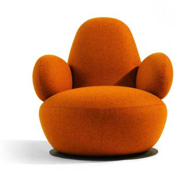 10 soft chairs by borselius design Soft Chairs by Borselius Design