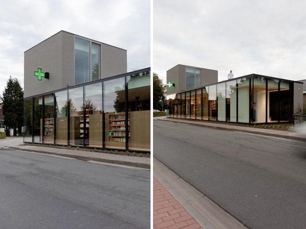 3-unusual-pharmacy-in-belgium | Home Interior Design, Kitchen and ...