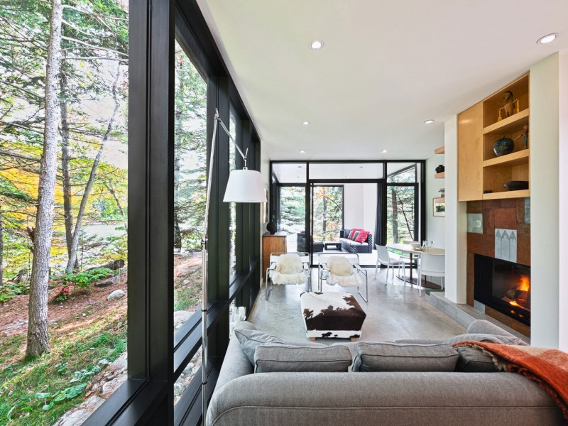 4 hill cottage by kariouk associates Hill Cottage by Kariouk Associates