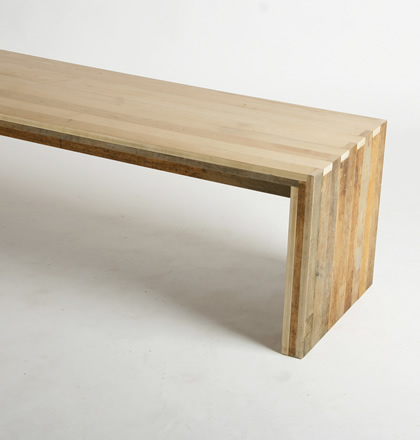 Wood Bench Designs