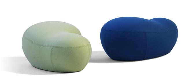 5 soft chairs by borselius design Soft Chairs by Borselius Design